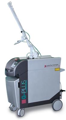 Quanta Q-Plus C Laser